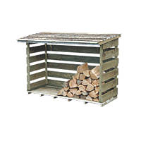 Forest  Large Log Store 1825 x 882 x 1289mm