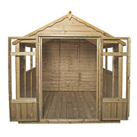 Forest Oakley Summerhouse 2.19 x 2.07m