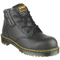 Dr Martens Icon 7B09   Safety Boots Black Size 11