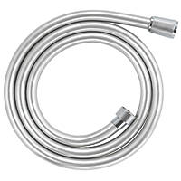 "Grohe Shower Hose Silver ½"" x 1500mm"