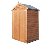 Shire Storage Shed 4 x 3 x 6'4""
