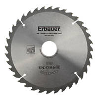 Erbauer TCT Saw Blade 180 x 30mm 36T