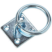 Diall Ring on Plate 50 x 50mm