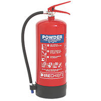 Firechief  Dry Powder Fire Extinguisher 9kg 20 Pack