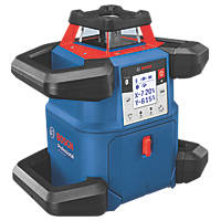 Bosch GRL 600 CHV Professional 18V    Red Self-Levelling Rotary Laser Level With Receiver