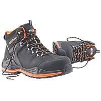 Herock Gigantes   Safety Trainer Boots Black Size 12