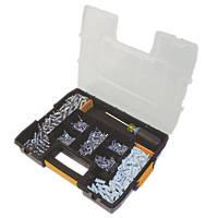 DeWalt Plasterboard Anchor Kit 300 Pcs