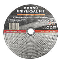 "Masonry/Stone Stone Cutting Disc 9"" (230mm) x 2.5 x 22.2mm"