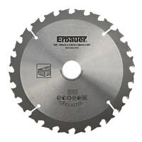 Erbauer TCT Saw Blade 165 x 20mm 24T