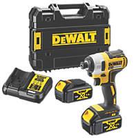 DeWalt DCF787M2T-GB 18V 4.0Ah Li-Ion XR Brushless Cordless Impact Driver