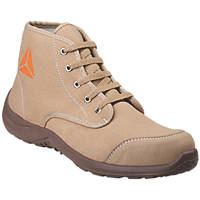 Delta Plus Arona   Safety Trainer Boots Sand Size 7
