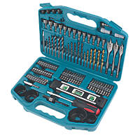 Makita Straight Shank Accessory Set 101 Pieces