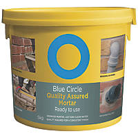 Tarmac Blue Circle Mortar Grey 5kg