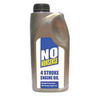 No Nonsense HP-141 4-Stroke Engine Oil 1Ltr