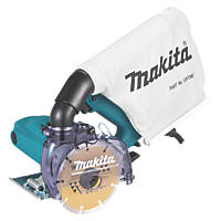 Makita 4100KB/1 125mm Electric Dustless Stone Cutter 110V