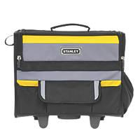 "Stanley Wheeled Soft Tool Bag 18"""