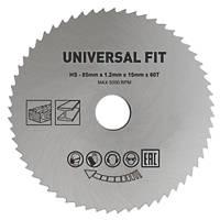 Circular Saw Blade 85 x 15mm 60T