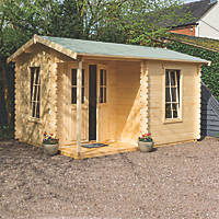 Rowlinson Garden Office 4.2 x 3.33m