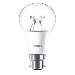 philips bc gls led light bulb 806lm 8 5w light bulbs. Black Bedroom Furniture Sets. Home Design Ideas
