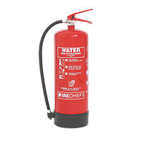 Firechief XTR Water Fire Extinguisher 9Ltr 20 Pack