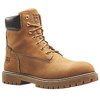 Timberland Pro Icon   Safety Boots Wheat  Size 8