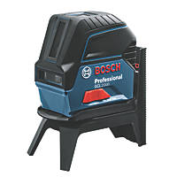 Bosch GCL2000 Red Self-Levelling Cross-Line Laser Level