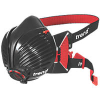 Trend Stealth Half Mask P3R