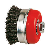 Titan Wire Brush Twist Cup 100mm M14