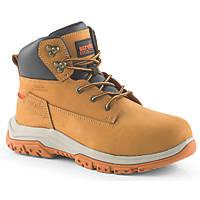 Scruffs Ridge   Safety Boots Tan Size 10