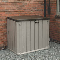 Forest Storage Unit 1300 x 750 x 1110mm Grey