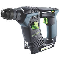 Festool BHC 18 Li 1.9kg 18V Li-Ion  Brushless Cordless SDS Plus Drill - Bare