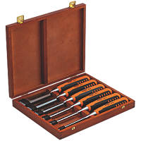 Bahco  Bevel Edge Chisel Set 6 Pieces