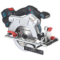 Erbauer ECS18-Li 165mm 18V 4.0Ah Li-Ion EXT Brushless Cordless Circular Saw