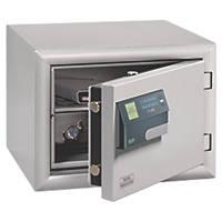Burg-Wachter Diplomat Waterproof Fingerprint & Electronic Combination Safe 28.3Ltr