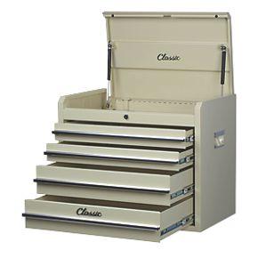 hilka pro craft 4 drawer classic tool chest garage. Black Bedroom Furniture Sets. Home Design Ideas