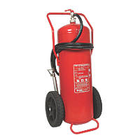 Firechief FXP100 Dry Powder Wheeled Fire Extinguisher 100kg