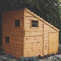 Command Post Playhouse 6 x 4'