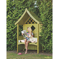 Shire Arum Arbour Green Wash 1240 x 650 x 2160mm