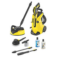 Karcher K4 Full Control Car & Home 130bar Pressure Washer 1.8kW 240V