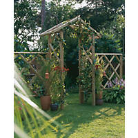 Forest Rose Arch  1680 x 760 x 2860mm