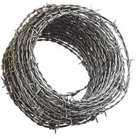 Apollo -Ply Steel Barbed Wire 25m