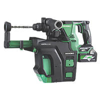 HiKOKI DH36DPB/JKZ 5.7kg 36V 2.5Ah Li-Ion Multi Volt Cordless Brushless SDS Plus Hammer Drill