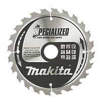 Makita TCT Circular Saw Blade 190 x 30mm 24T