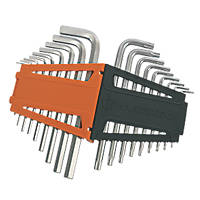 Magnusson  Metric & TX Hex Keys 18 Pcs