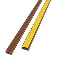 Firestop Intumescent Fire Seal Brown 10 x 4 x 2.1m 10 Pack
