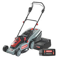 Oregon 36V 4.0Ah Li-Ion  Brushless Cordless 40cm Lawn Mower