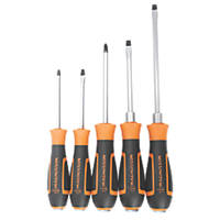 Magnusson  Mixed Chisel Screwdriver Set 5 Pcs