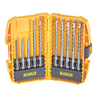 DeWalt SDS Plus Shank Drill Bit Set 10 Pcs