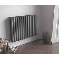 Ximax Fortuna Designer Radiator 600 x 826mm Anthracite 3846BTU