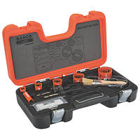 Bahco  Wood/Metal Bi-Metal Holesaw Set 9 Pieces